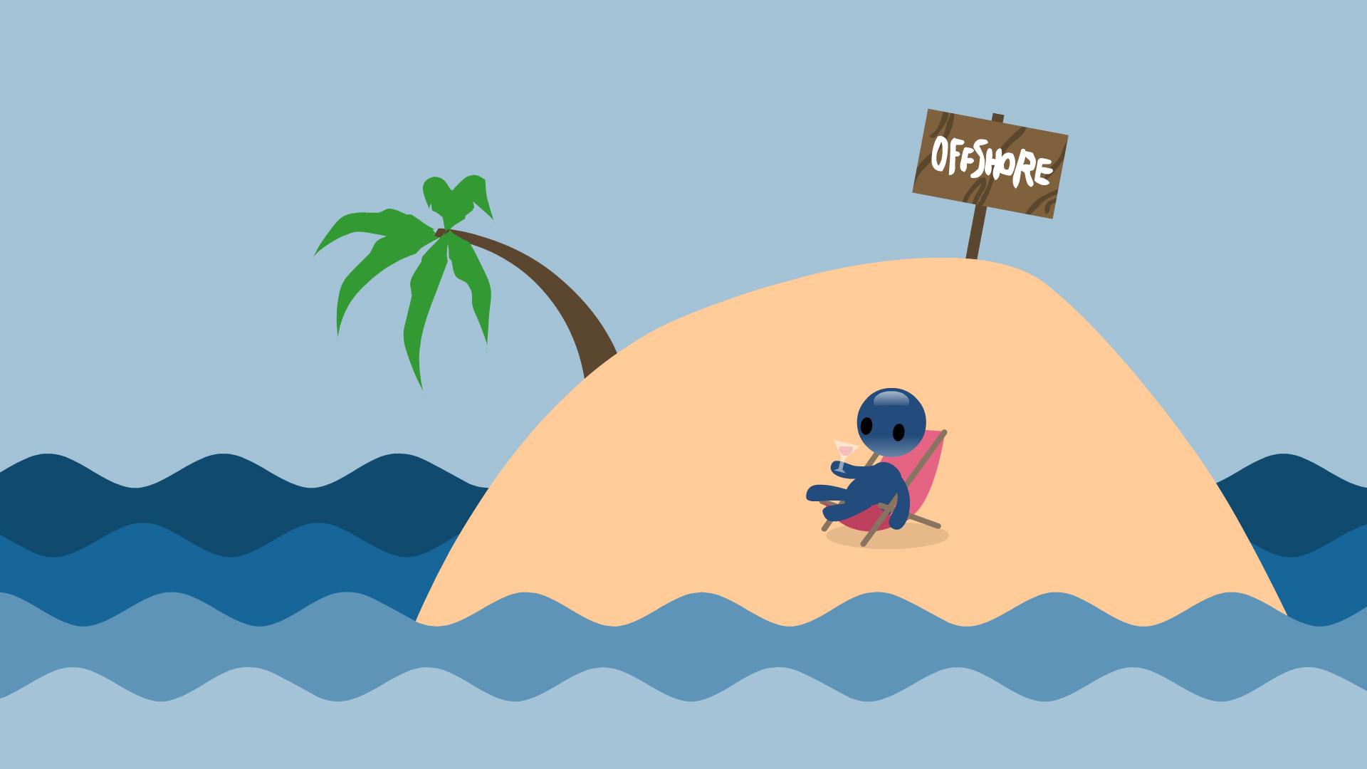 Tax avoidance animation